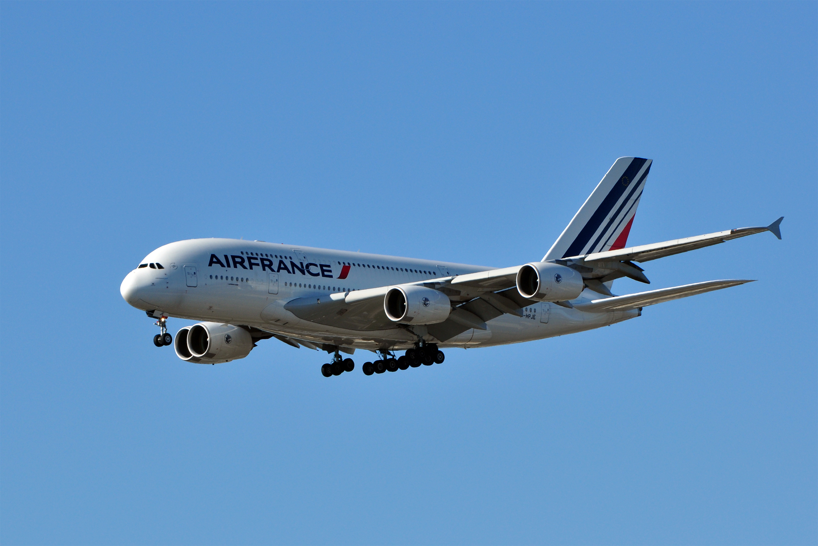 Download this Description Air France Hpje picture