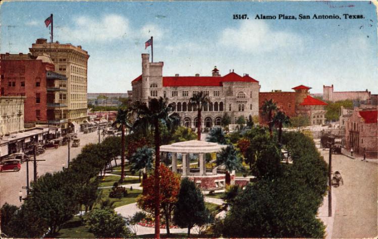 Alamo Plaza Historic District Wikipedia