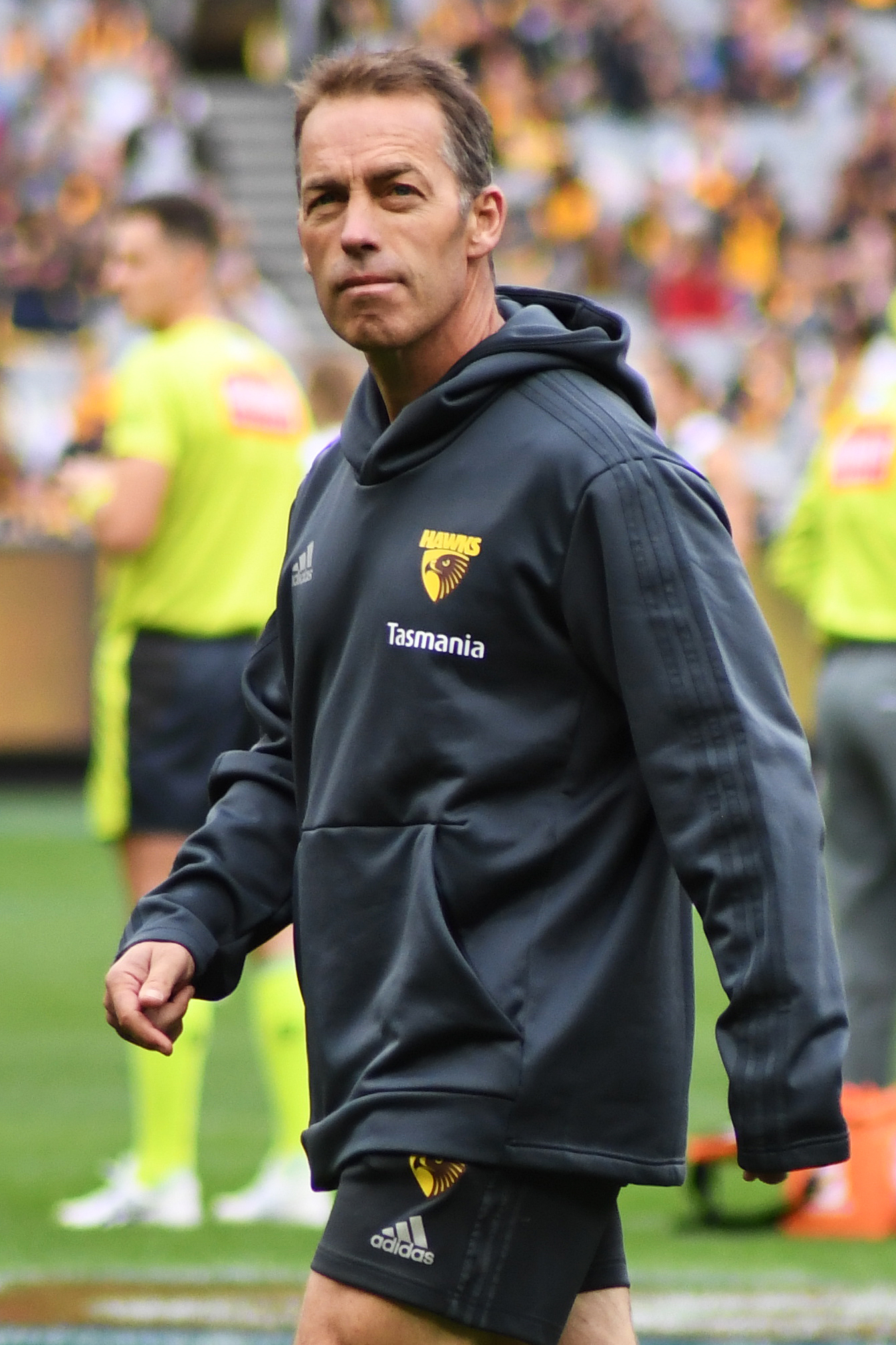 Alastair Clarkson Wikipedia