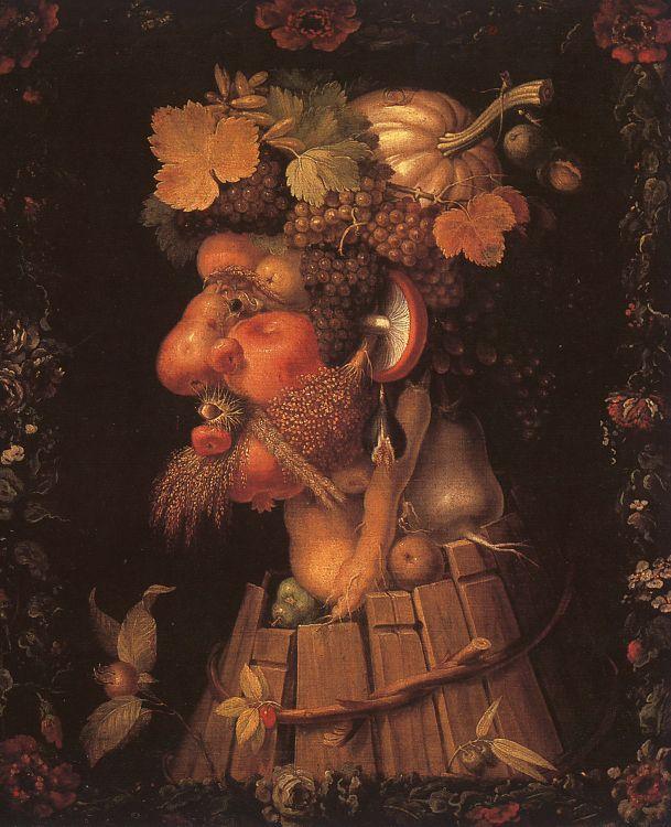 Arcimboldo höst 1573