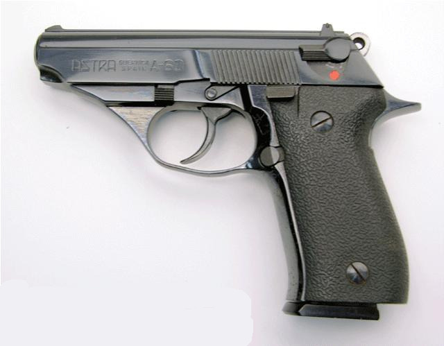 File:Astra A-60 semi-automatic pistol, left side.jpg ...