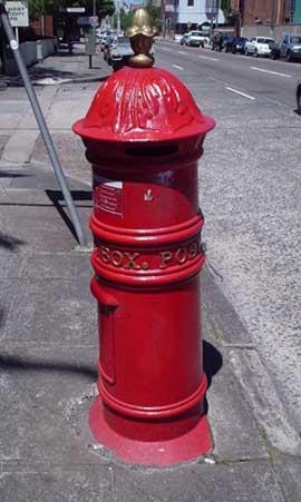 Красный пост