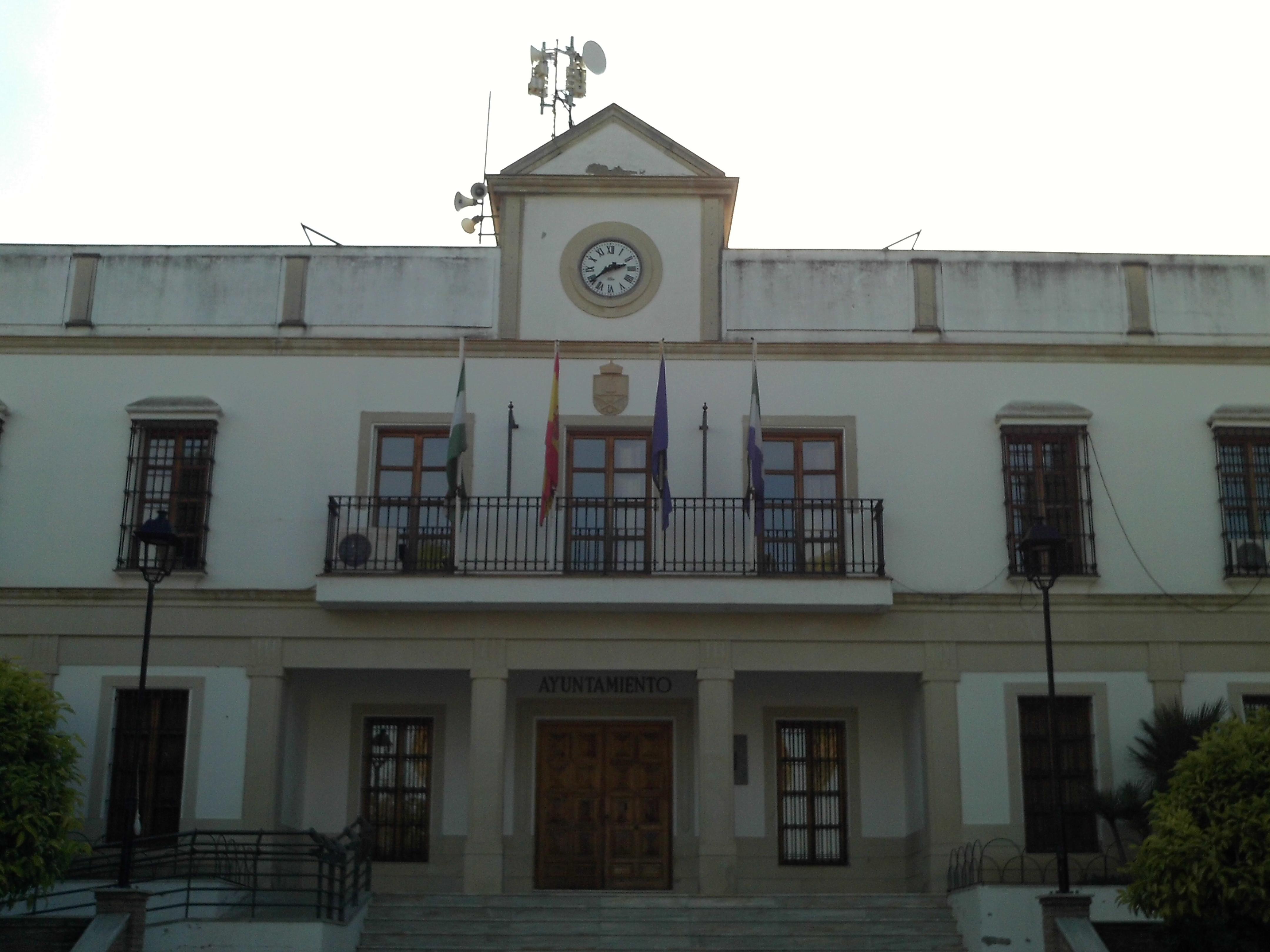 File:Ayuntamiento de Castilleja de Guzmán.JPG - Wikimedia Commons
