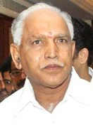 photo of B. S. Yeddyurappa