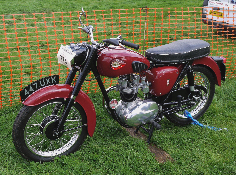 File BSA C15 250cc 1960 Flickr mick Lumix jpg