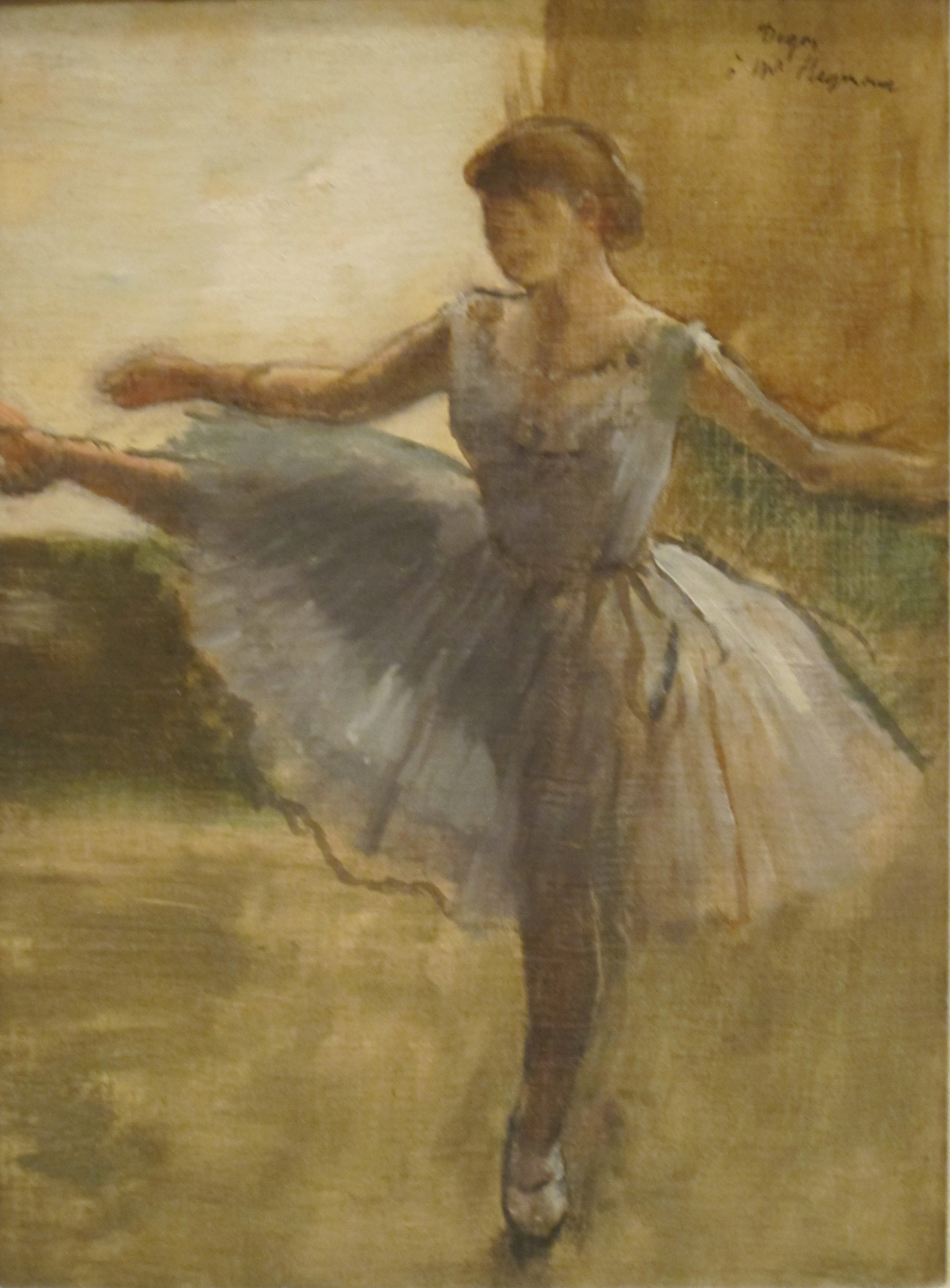 File Ballerina By Edgar Degas San Diego Museum Of Art Jpg