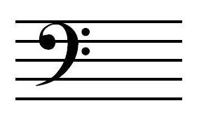 bass staff