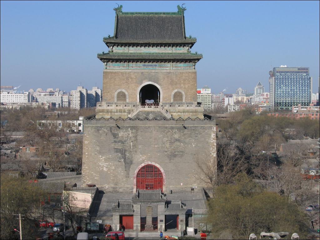 Beijing Subway Map Nang Luo Gu.Beijing Gulou Travel Guide At Wikivoyage