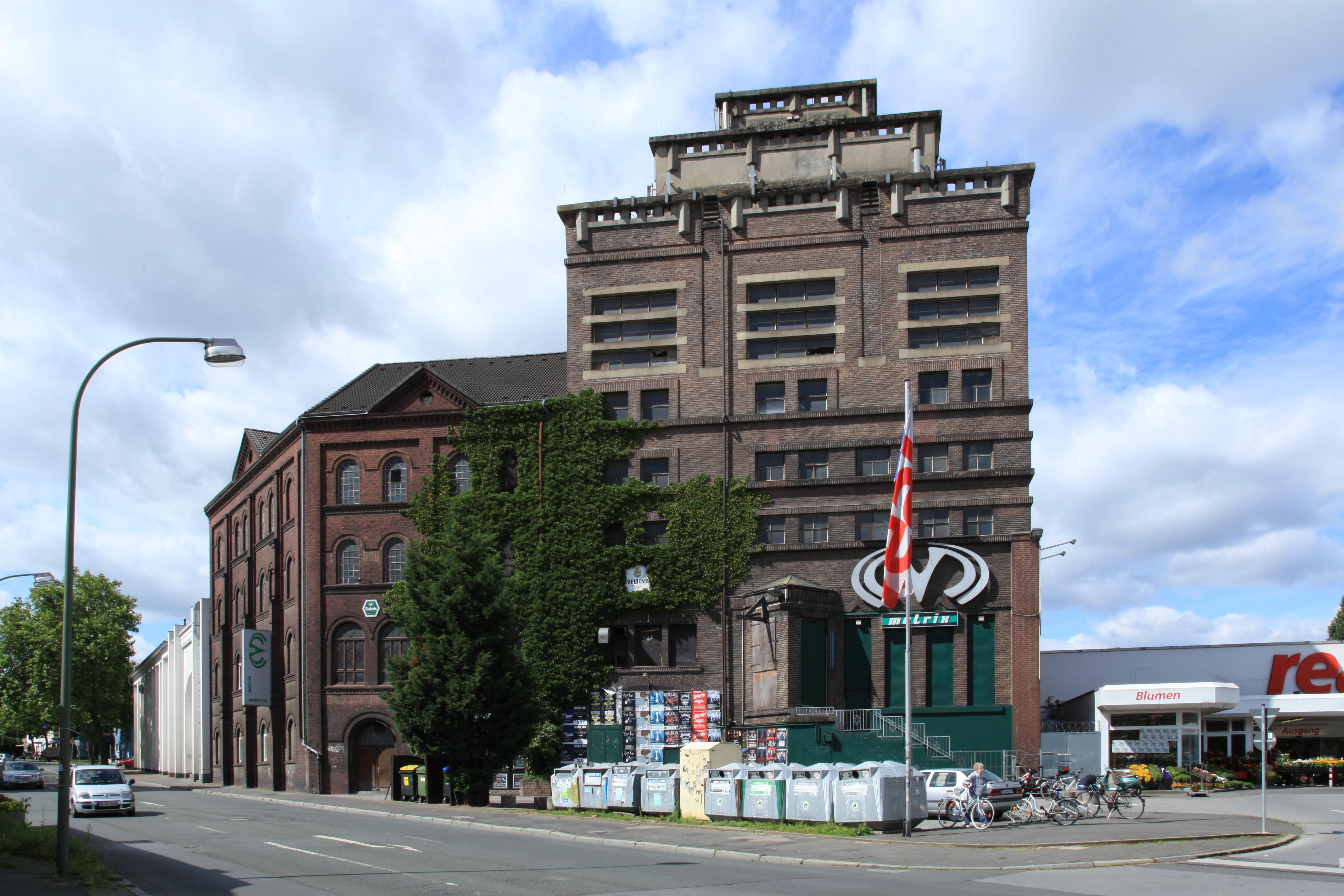 Enkelt leilighet Bochum Langendreer