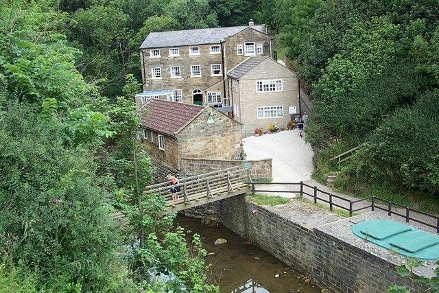 Boggle Hole Youth Hostel - geograph.org.uk - 726095