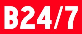 Bristol 24/7 Logo