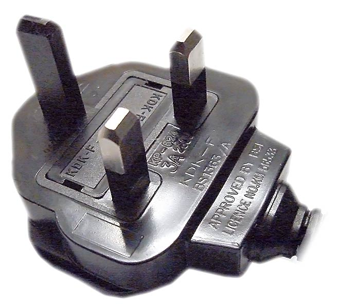 Bs1363-non-earthed-plug