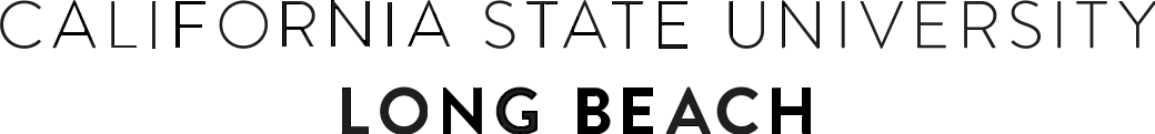 Logo of California State University, Long Beach