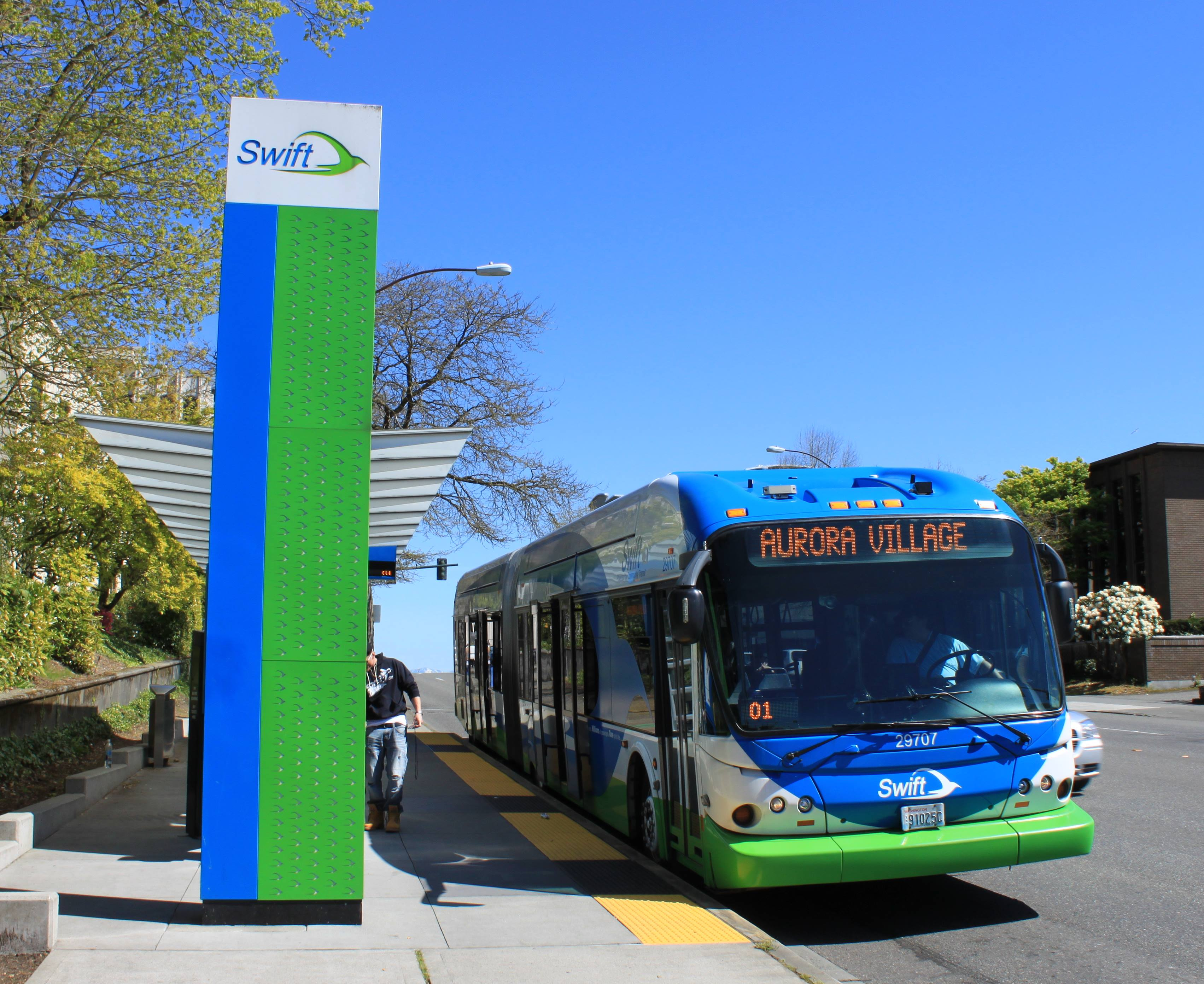 Swift Bus Rapid Transit - Wikipedia