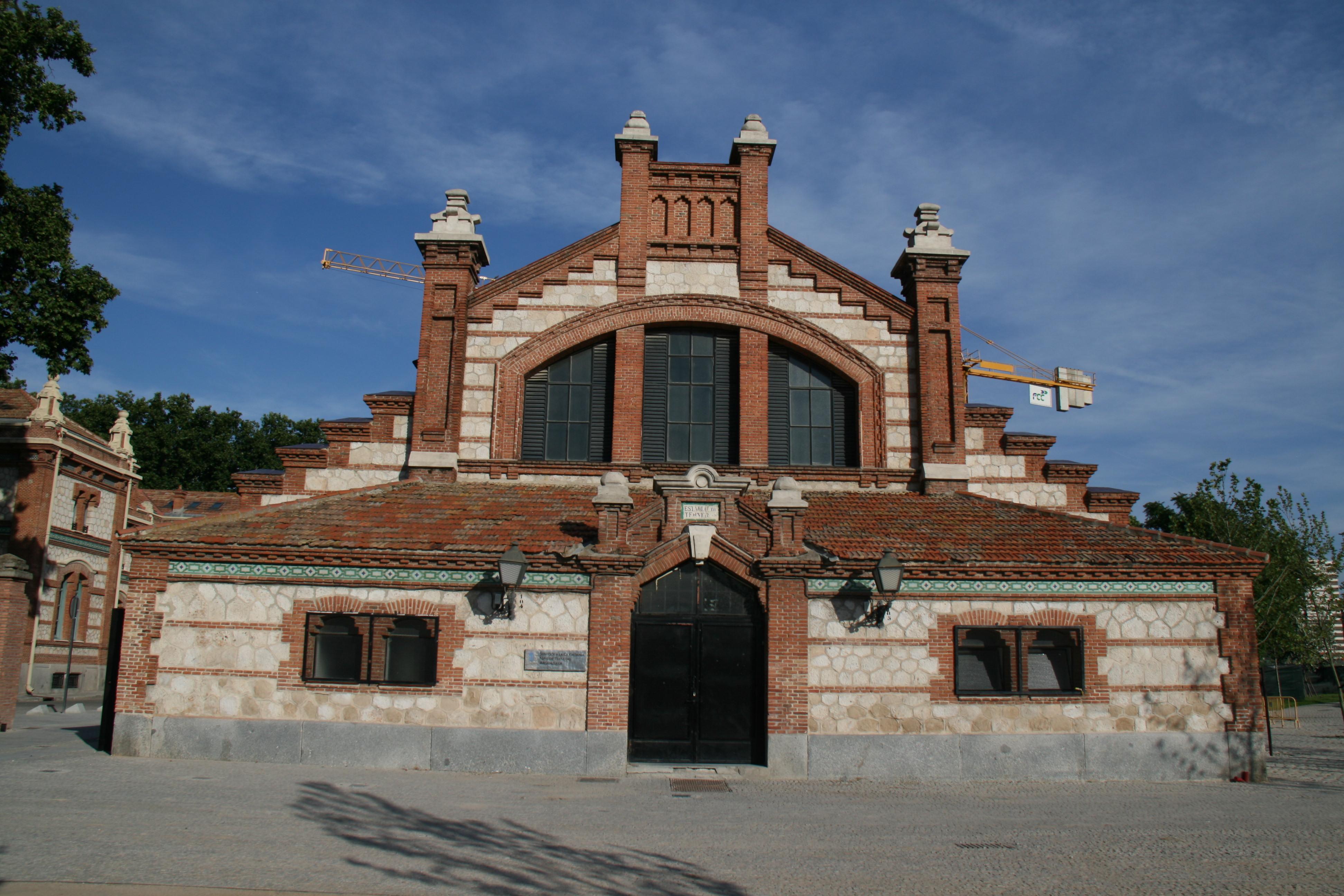 Matadero Madrid - Wikiwand