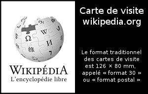 FichierCdv Format30 Wikipedia Wikipdia