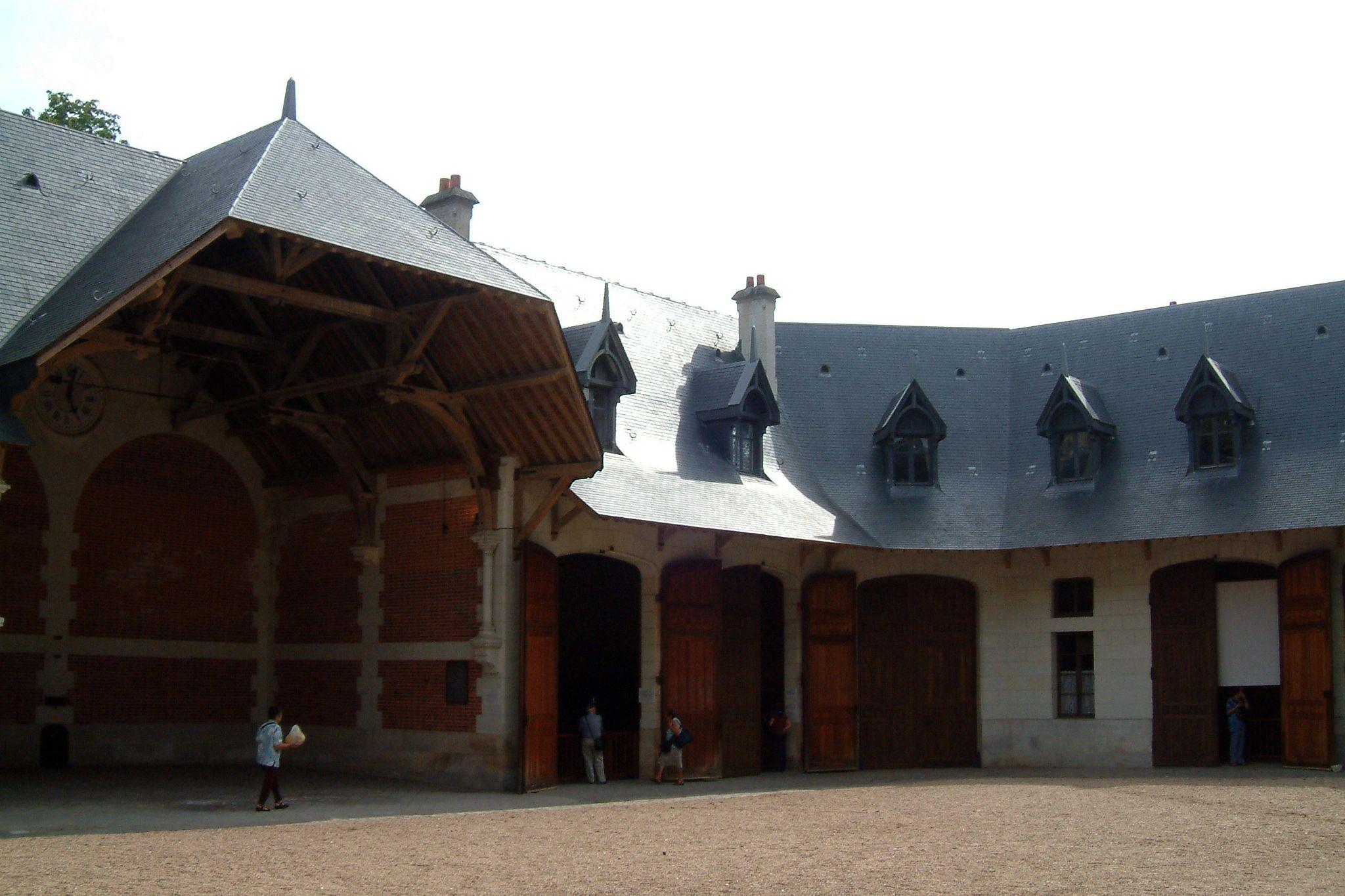 File ch teau de chaumont sur loire wikimedia for Christophe chaumont