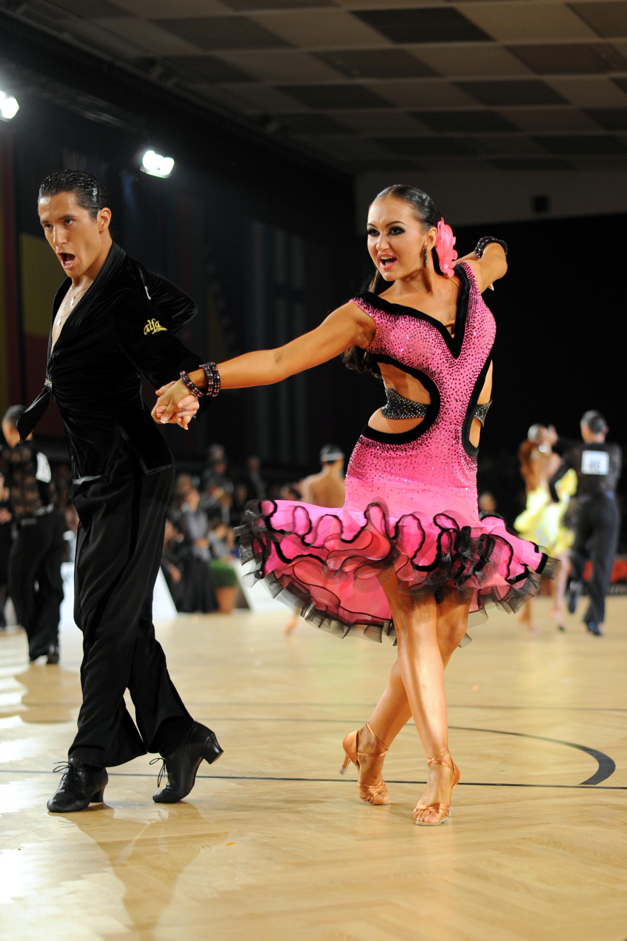 Salsa Dancing In Miami Beach Fl
