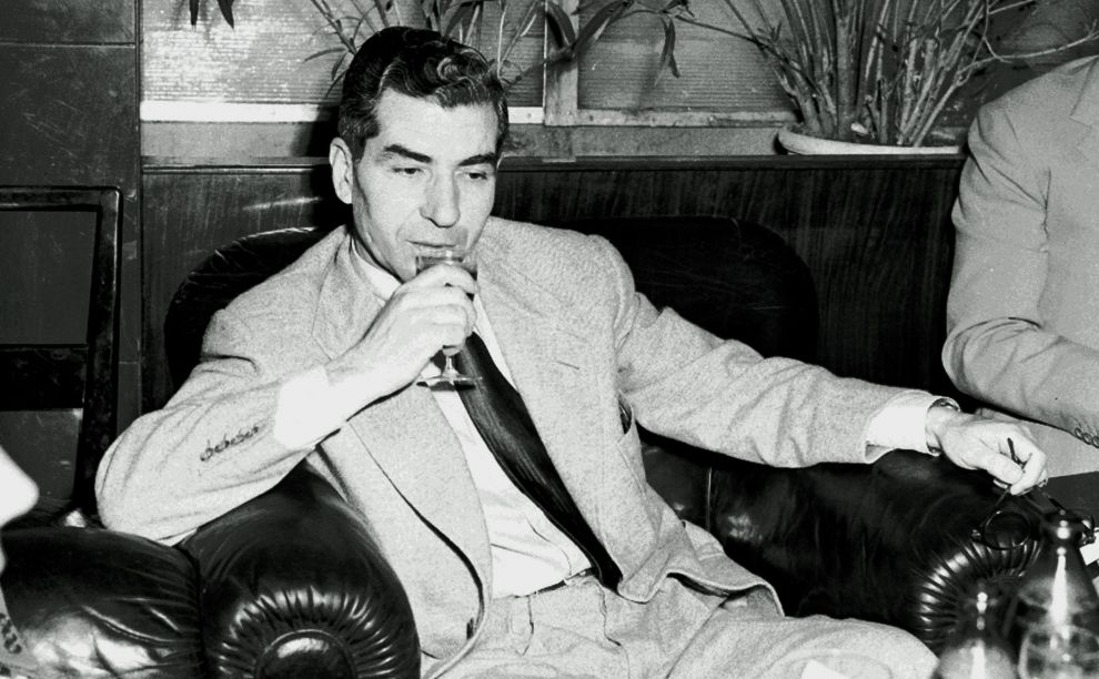 the lucky lucianos history Posts about lucky luciano written by infamous new york  for much of the  history of new york city, the criminals worked for tammany hall, not the other  way.