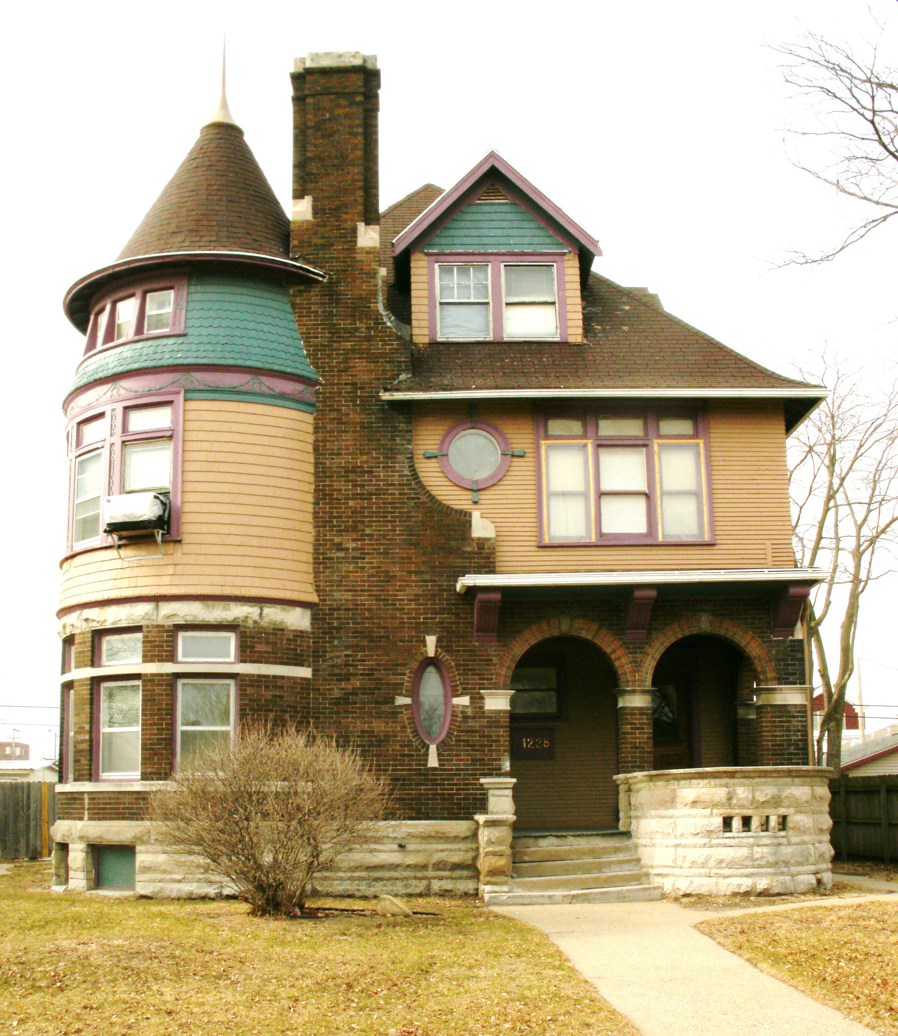 File:Charles W and Nellie Perkins House Cedar Rapids IA ...