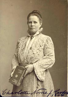 Charlotte Norrie Danish nurse and womens rights activist
