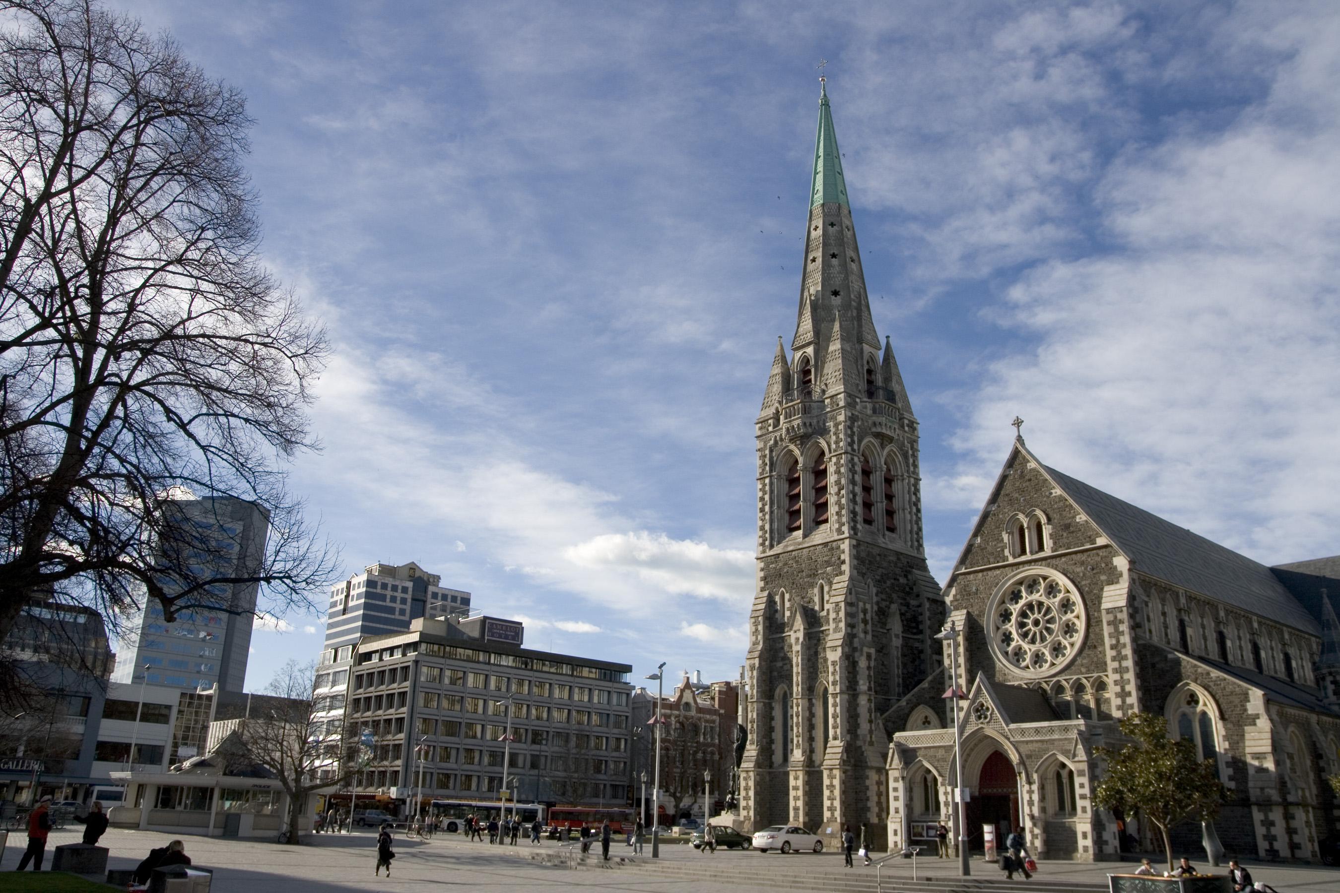 Christchurch Wikipedia: File:Christchurch City Centre.jpg