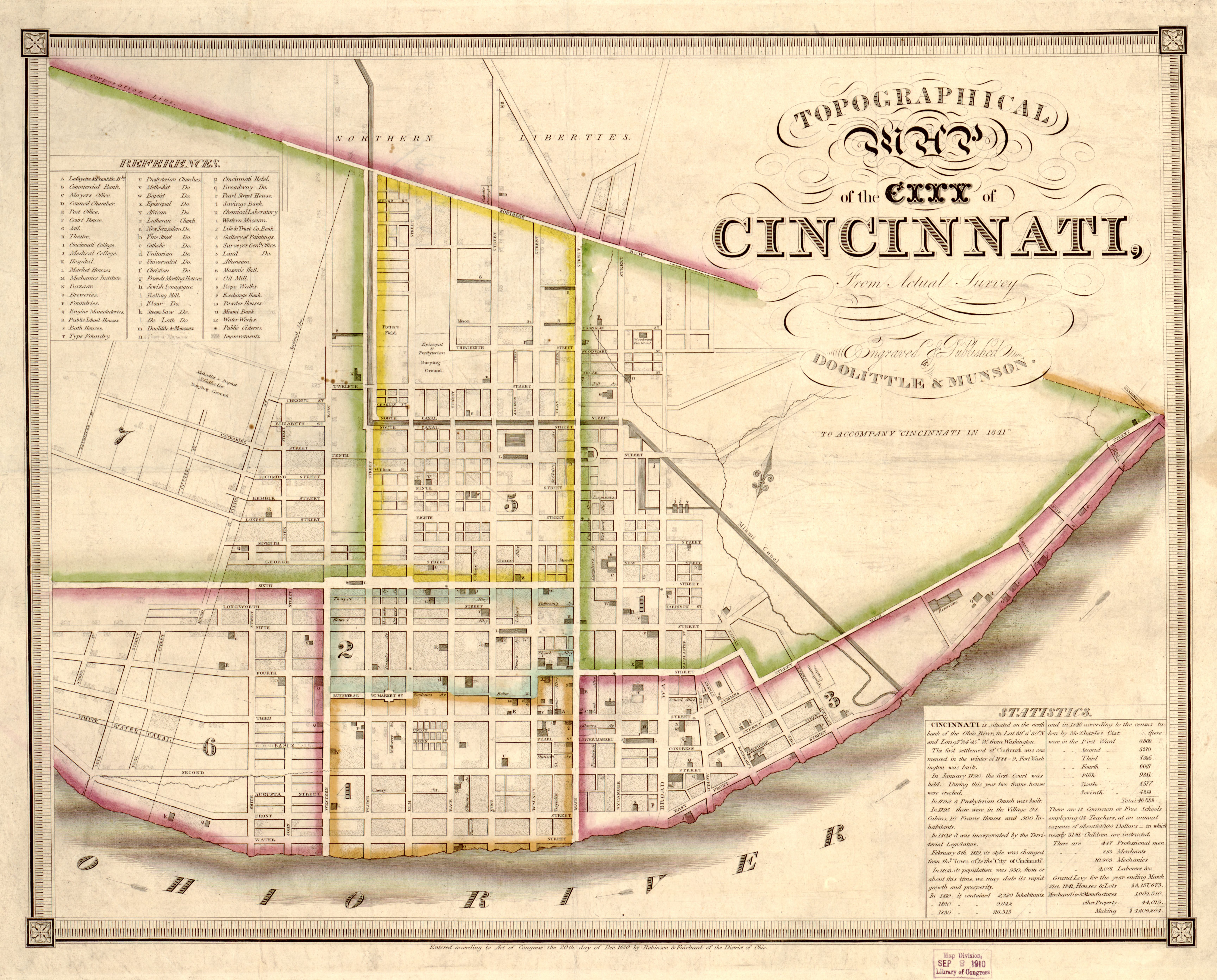 City Of Taft Zoning Map