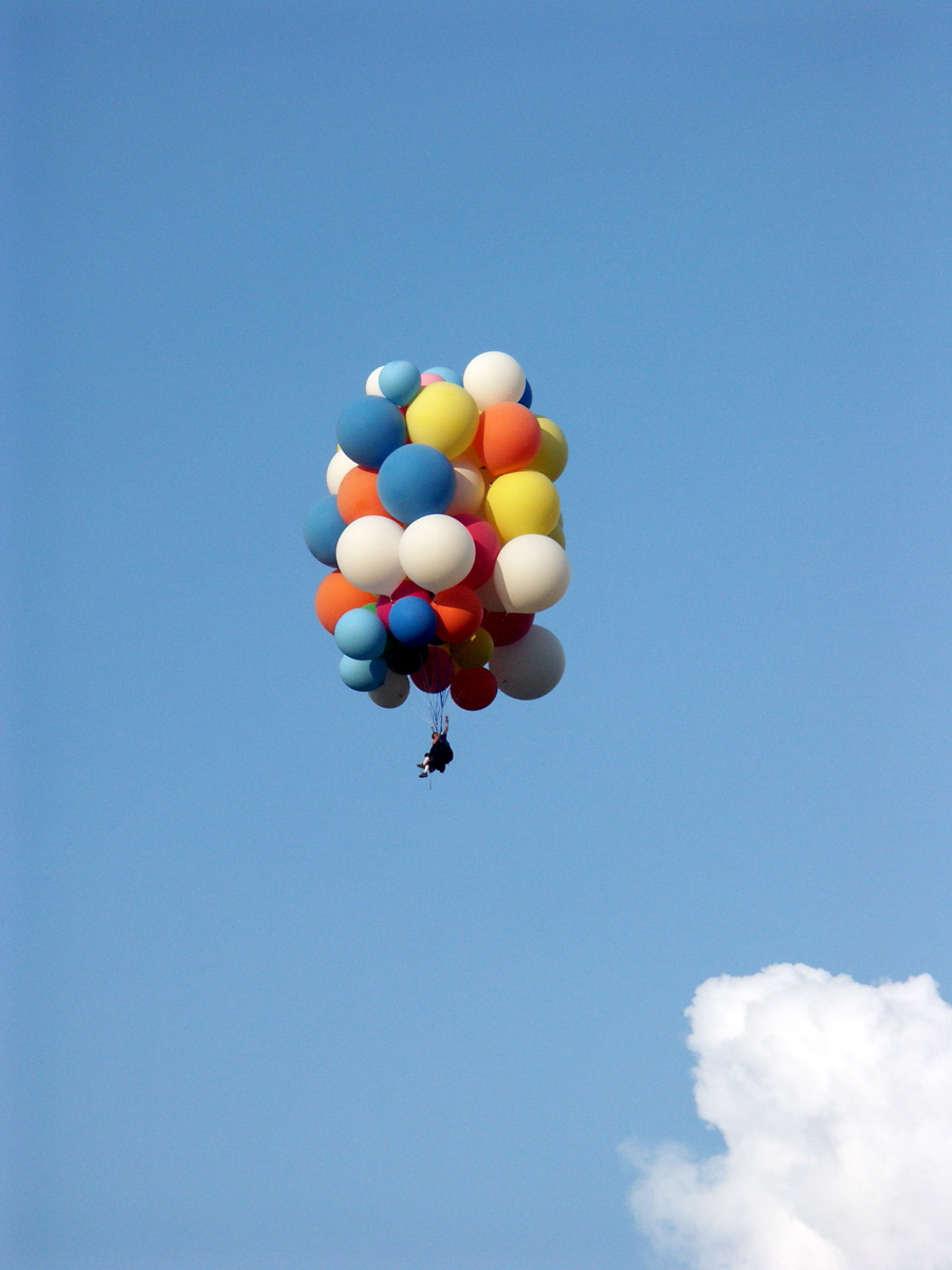 Cluster ballooning - Wikipedia, the free encyclopedia