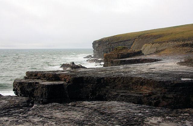 Coast at Loop Head - geograph.org.uk - 1088827