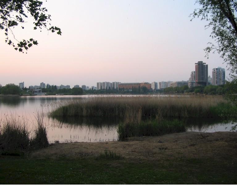 lac de creteil
