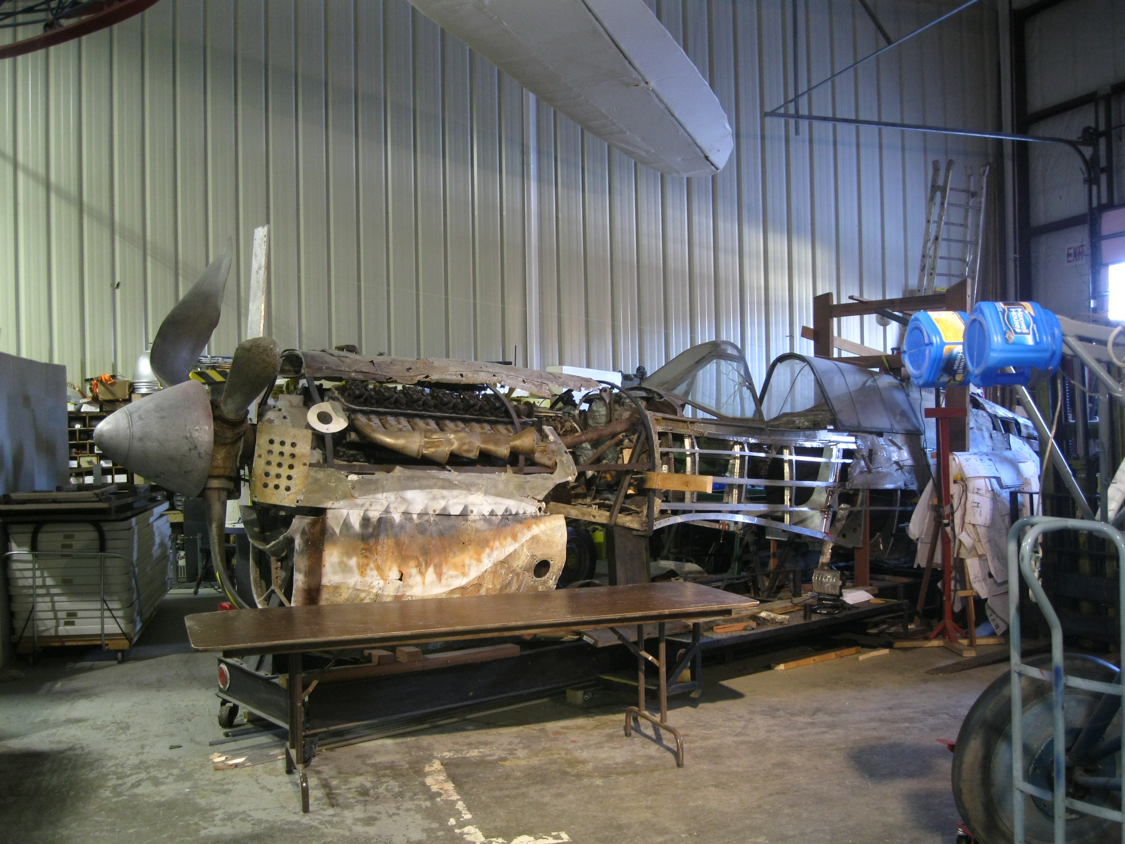 Curtiss P40 Warhawk  Wikipedia