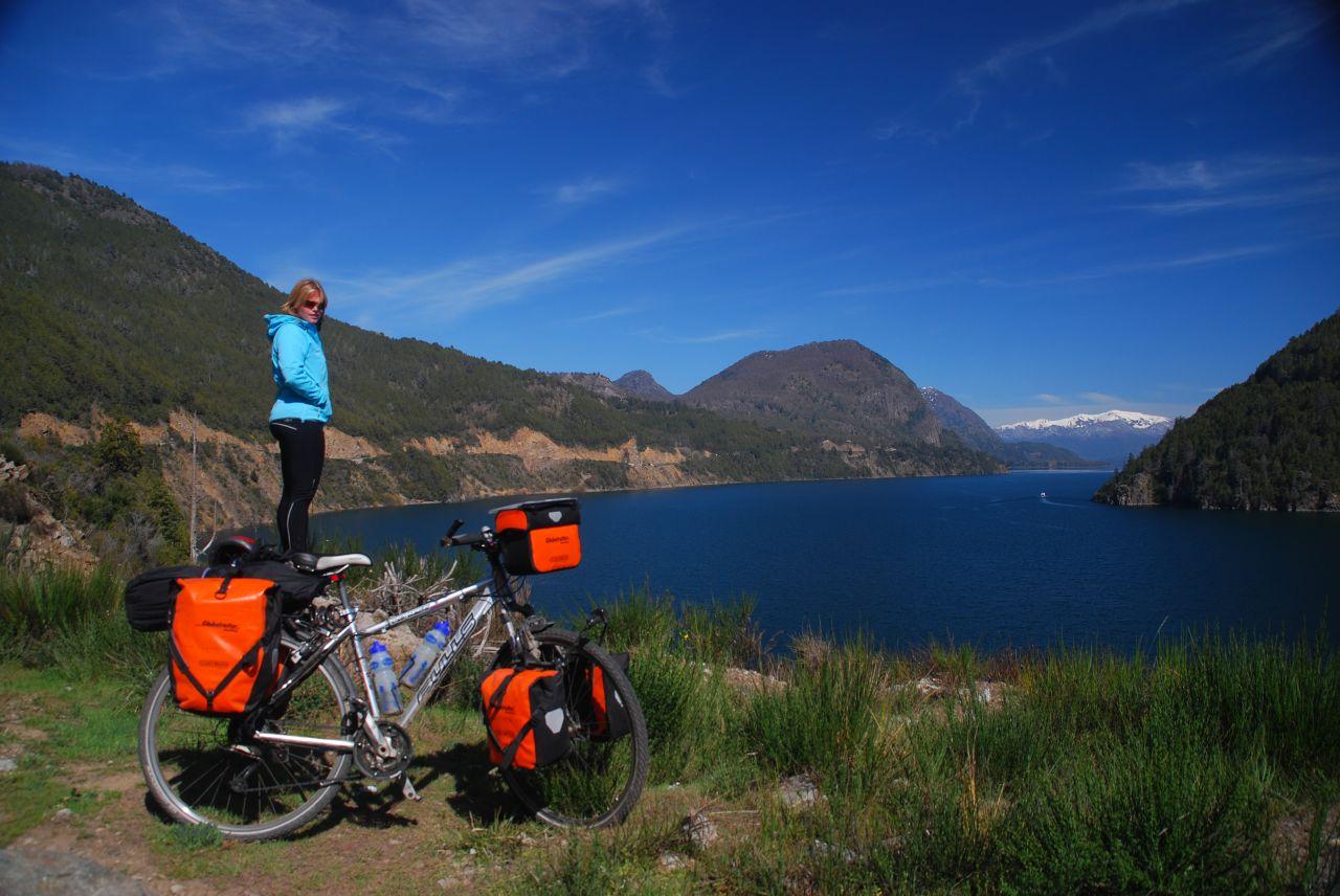 Cycling San Mart%C3%ADn de los Andes