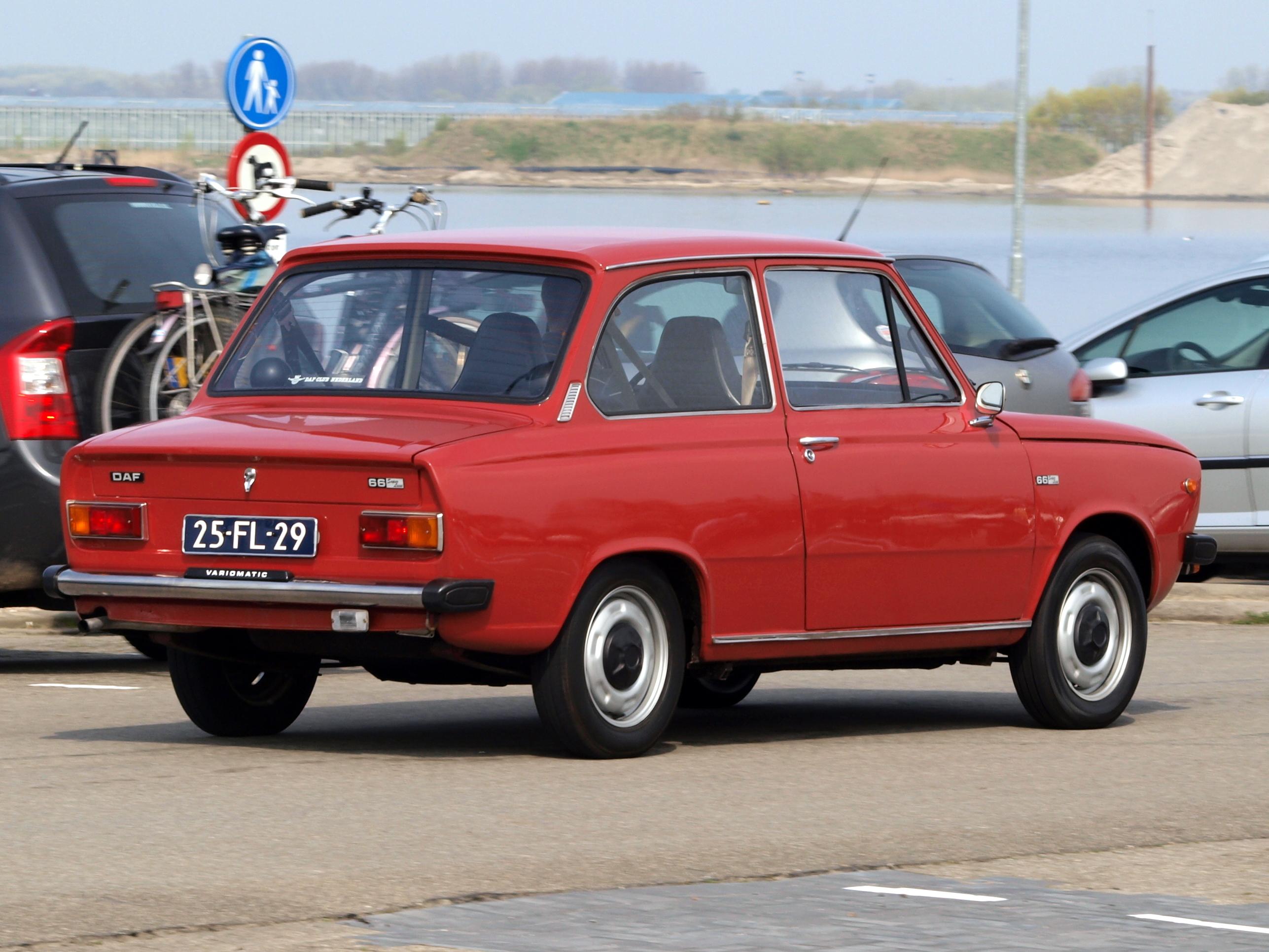 File Daf 66 23 1976 Dutch Licence Registration 25 Fl 29