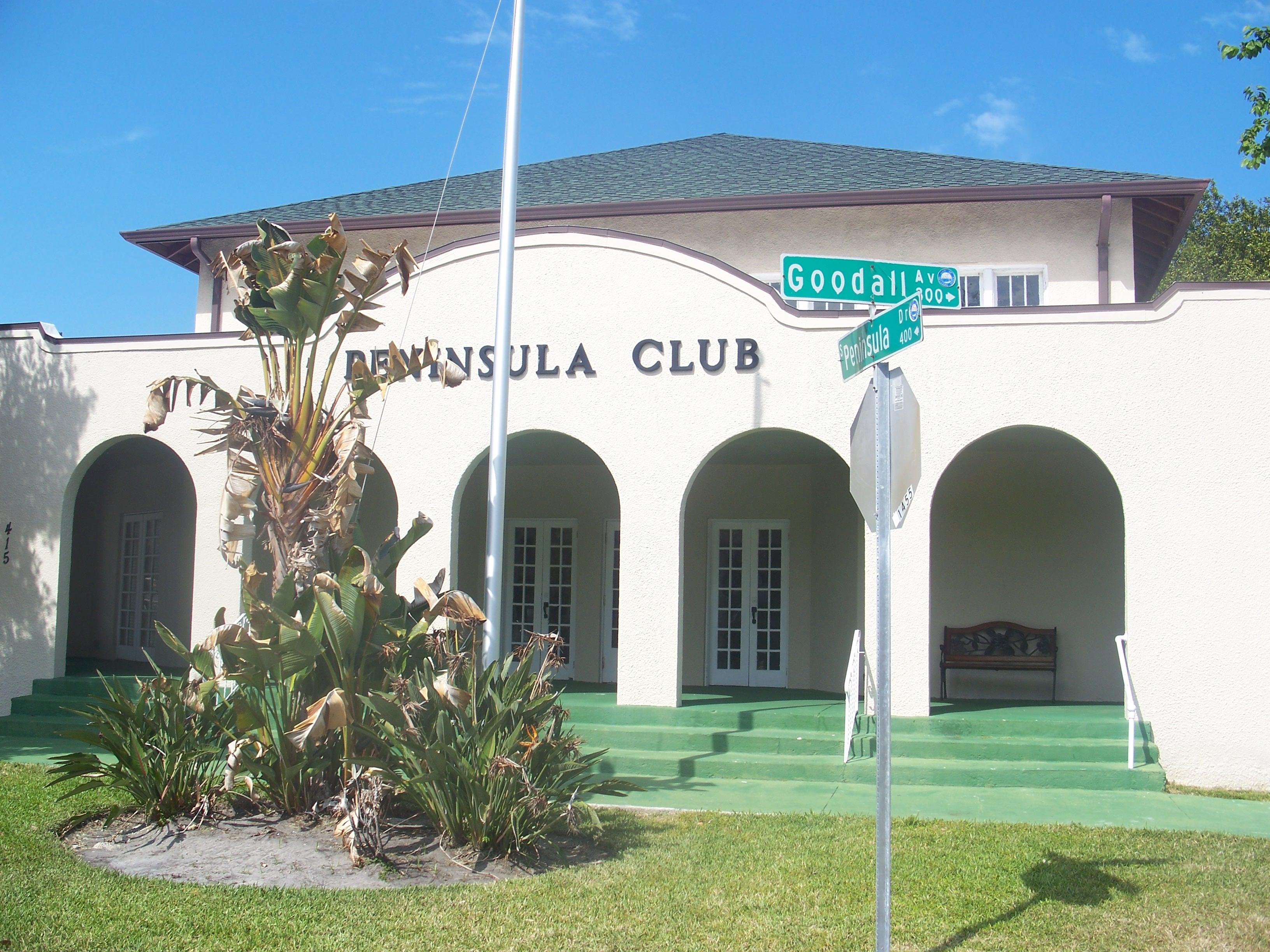 Peninsula Club Daytona Beach Fl
