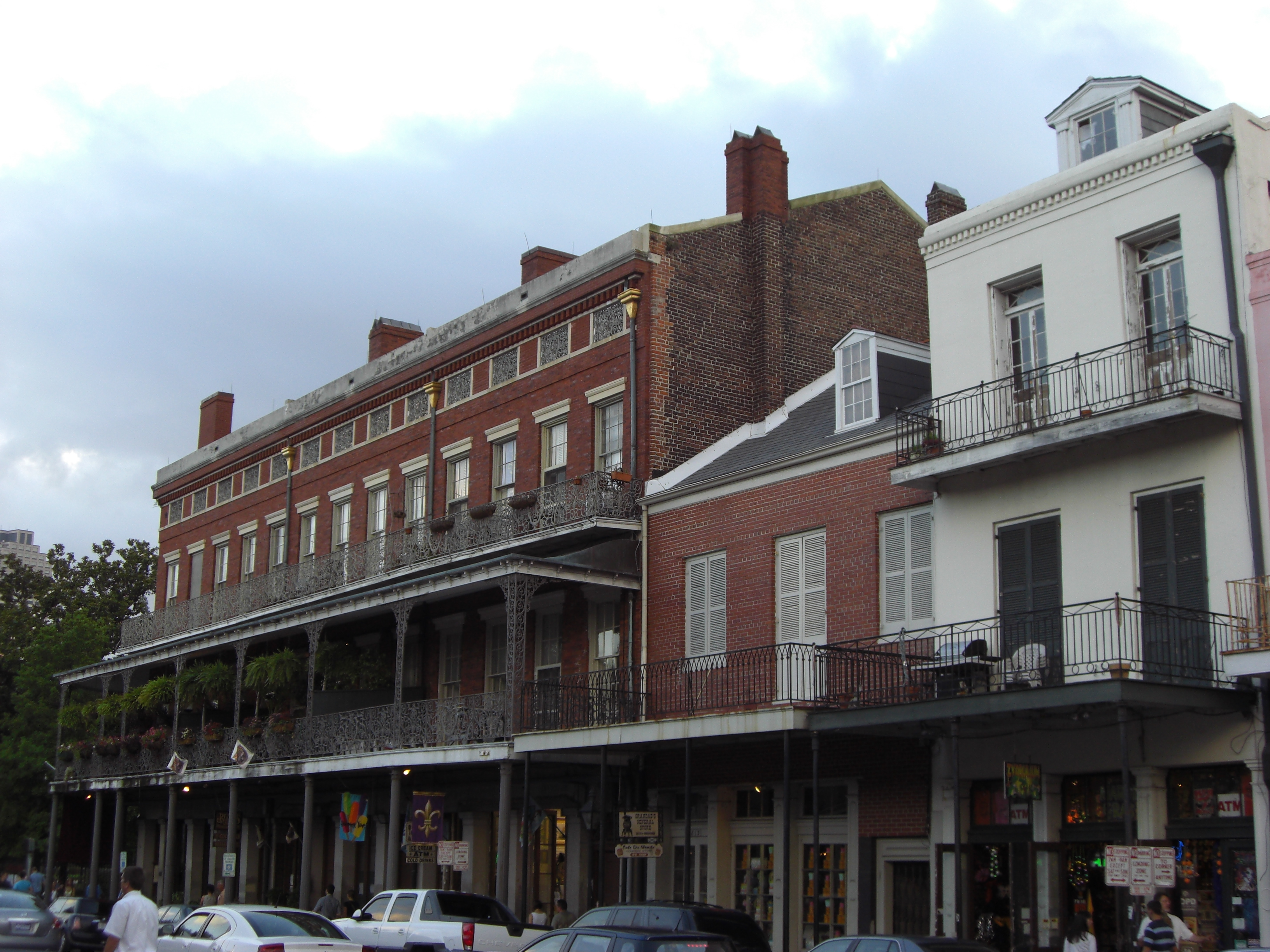 Decatur Street New Orleans Restaurants