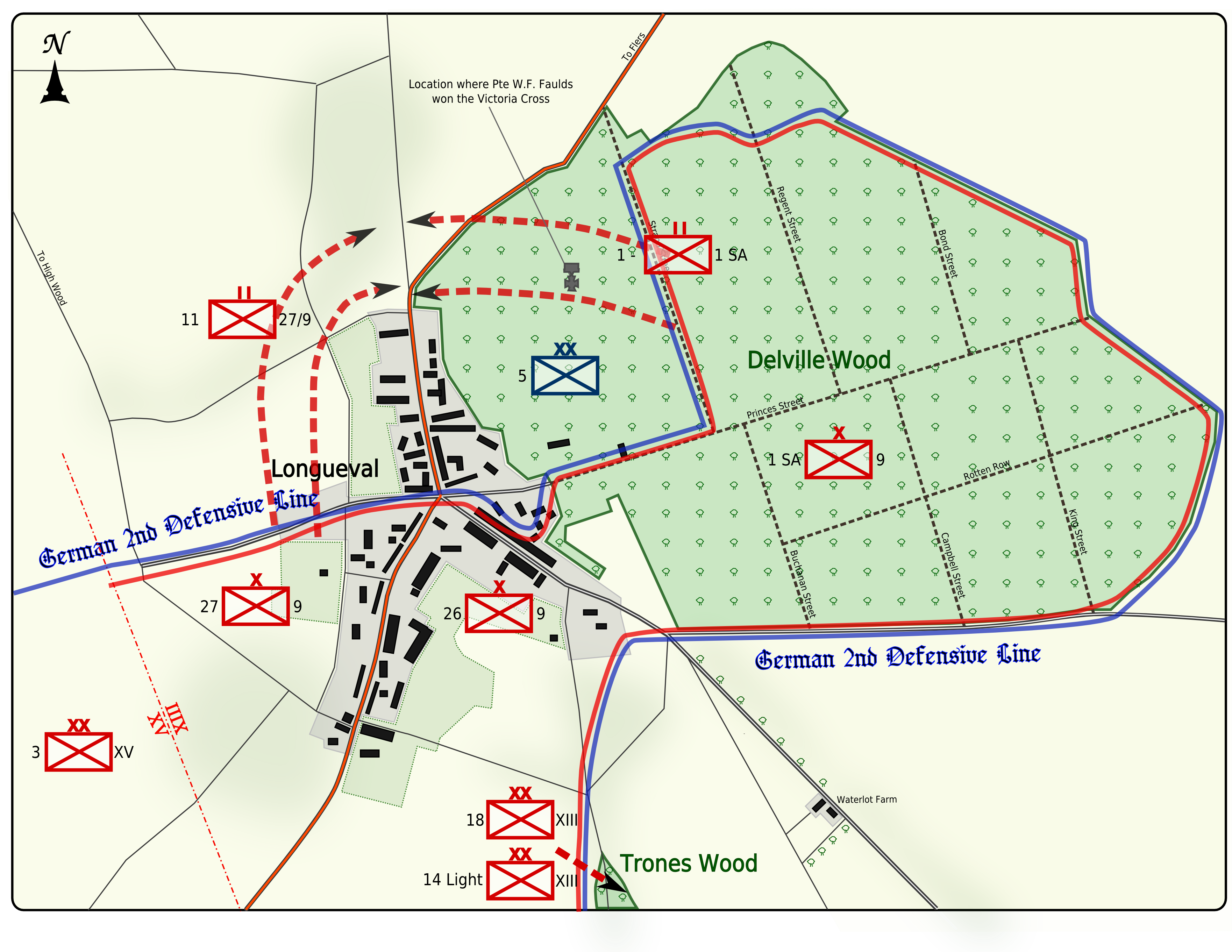 Battle of the Somme – a summary