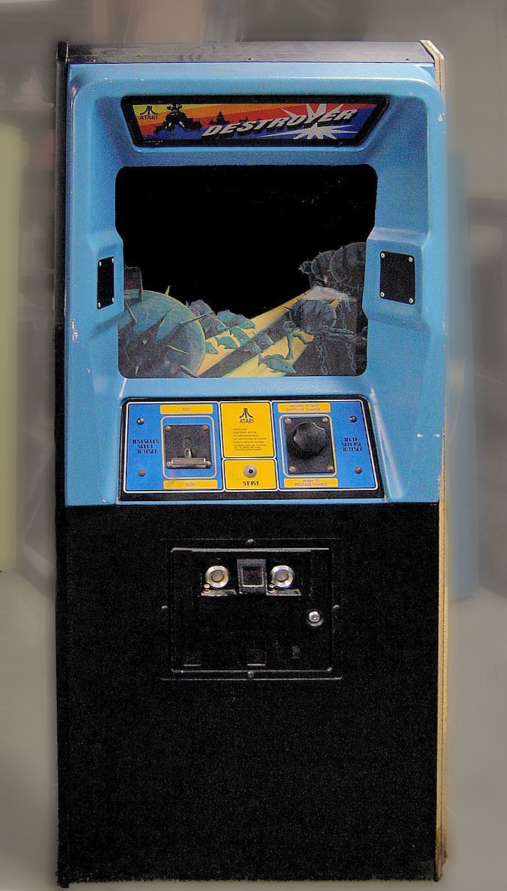 Destroyer Arcade Game Wikipedia