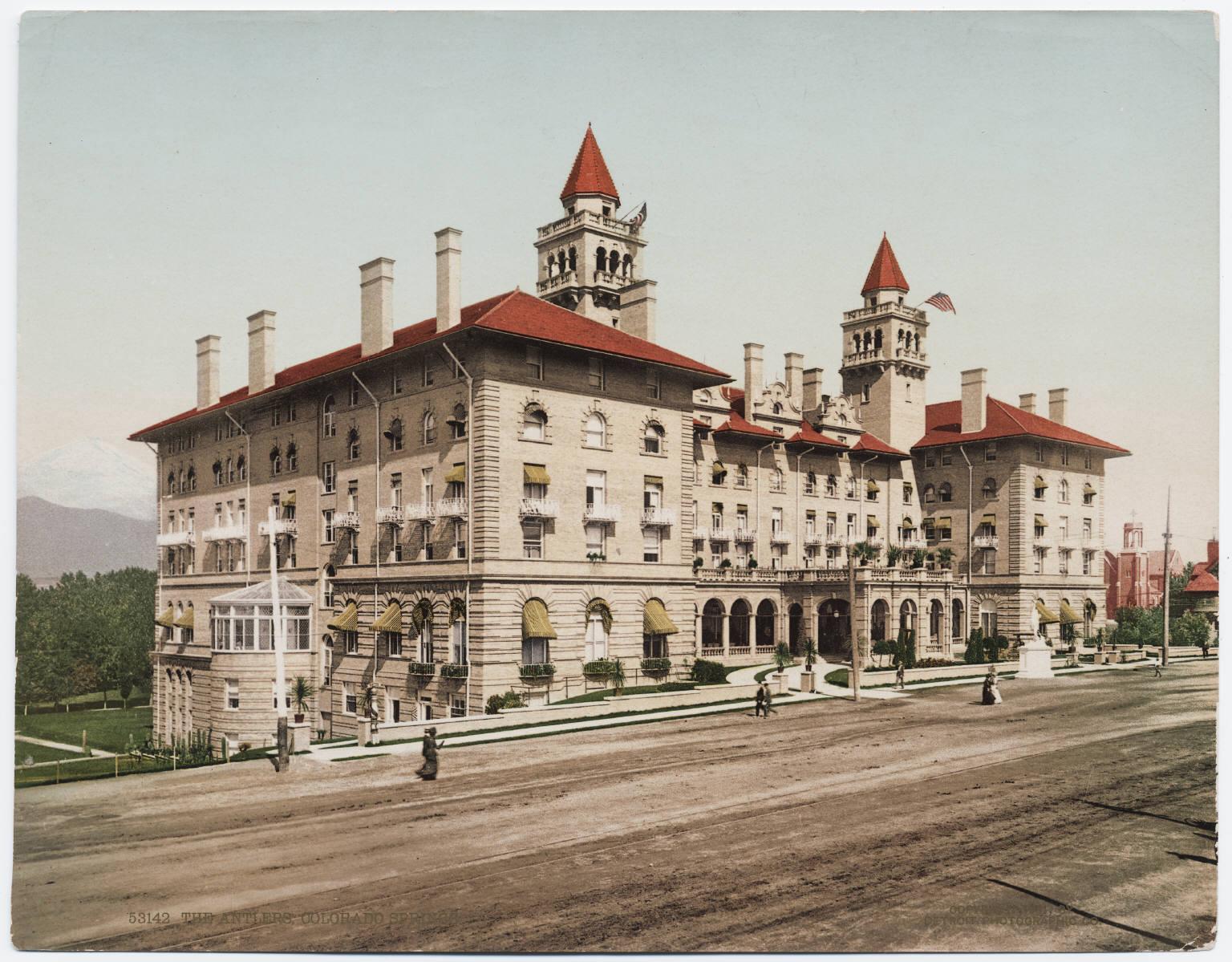 Broadmoor Apartments Colorado Springs Co