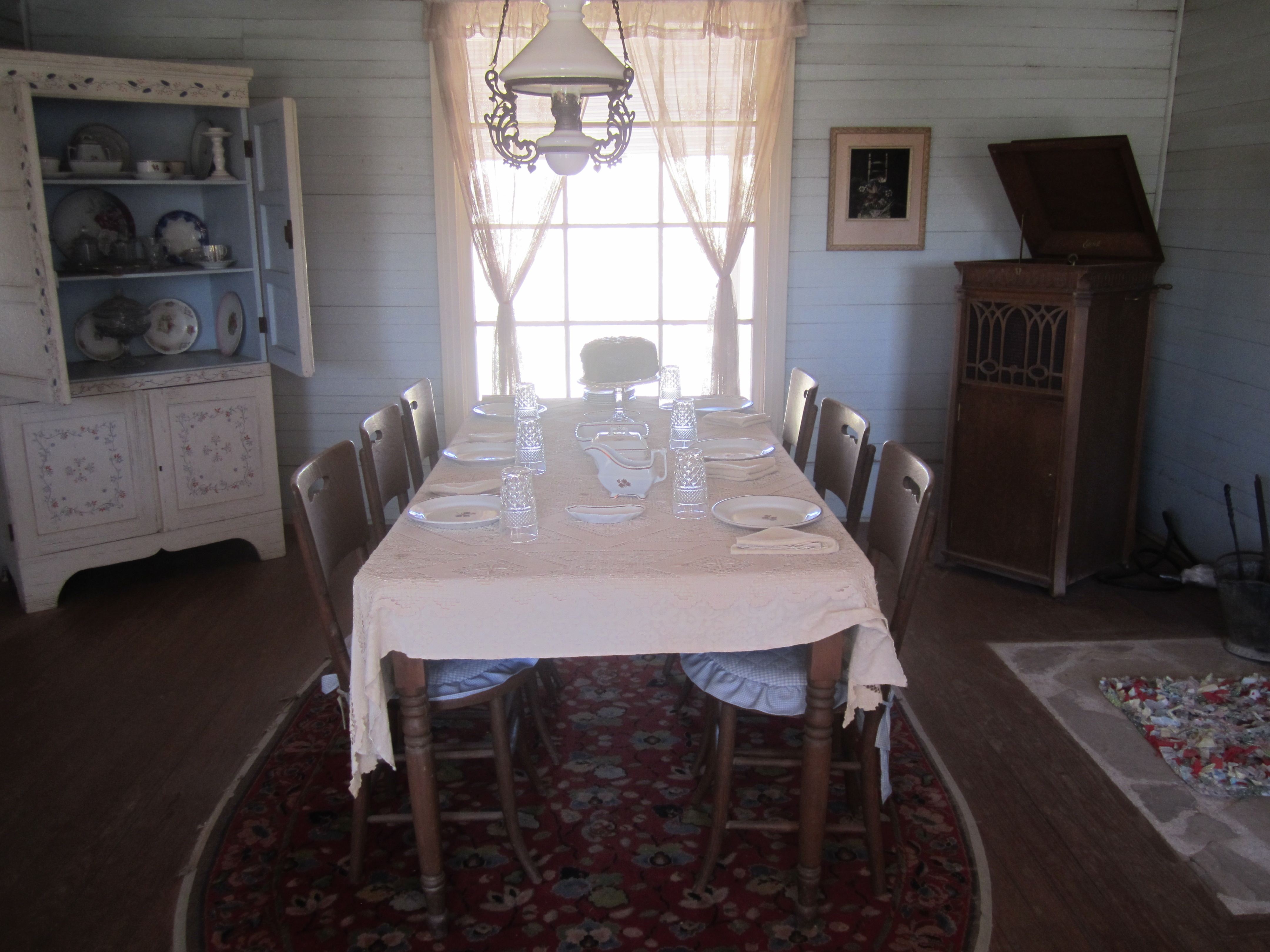 File:Dining Room At Harrell House, Lubbock, TX IMG 1611.JPG
