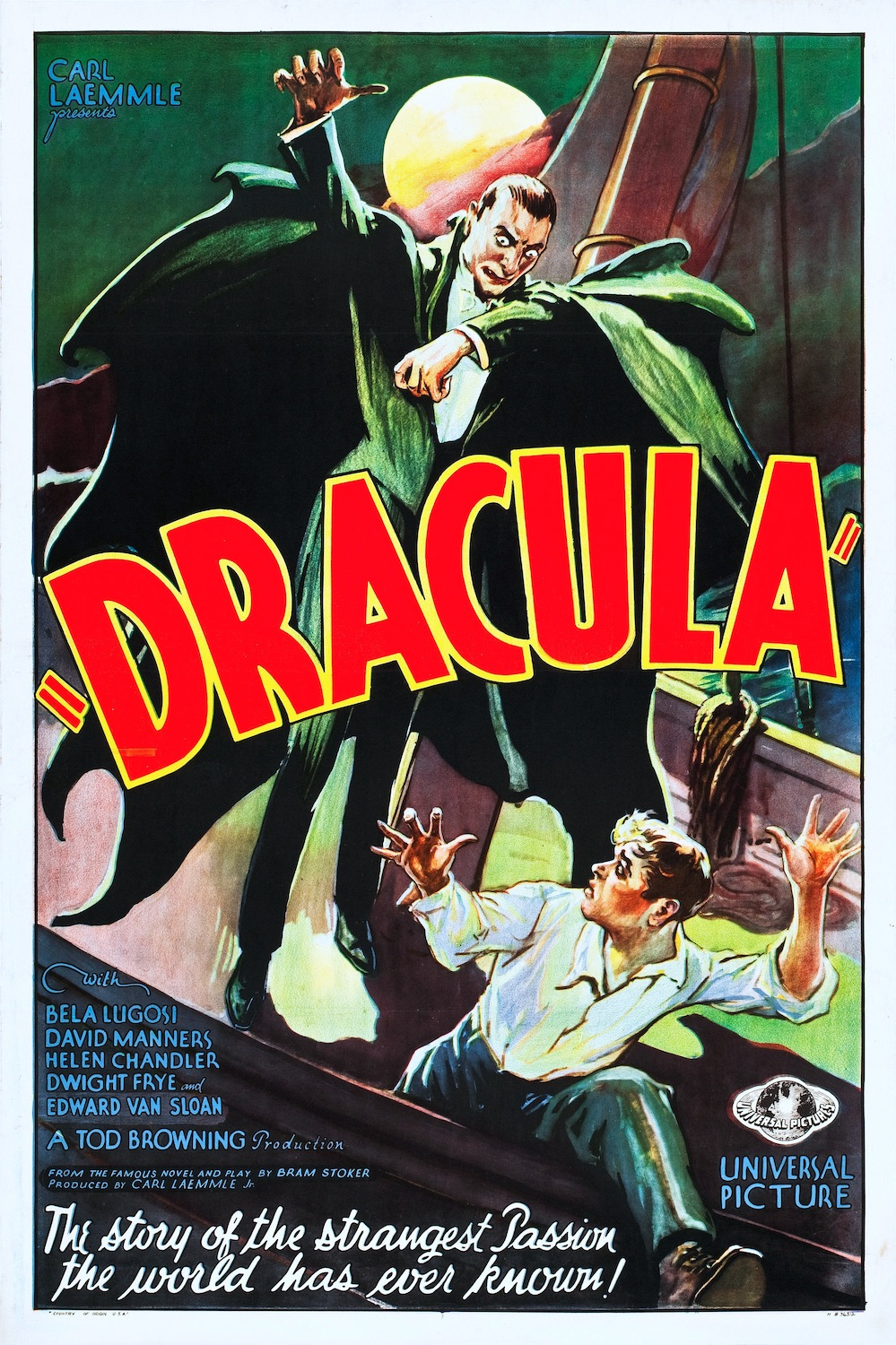 dracula 1931 english language film wikipedia