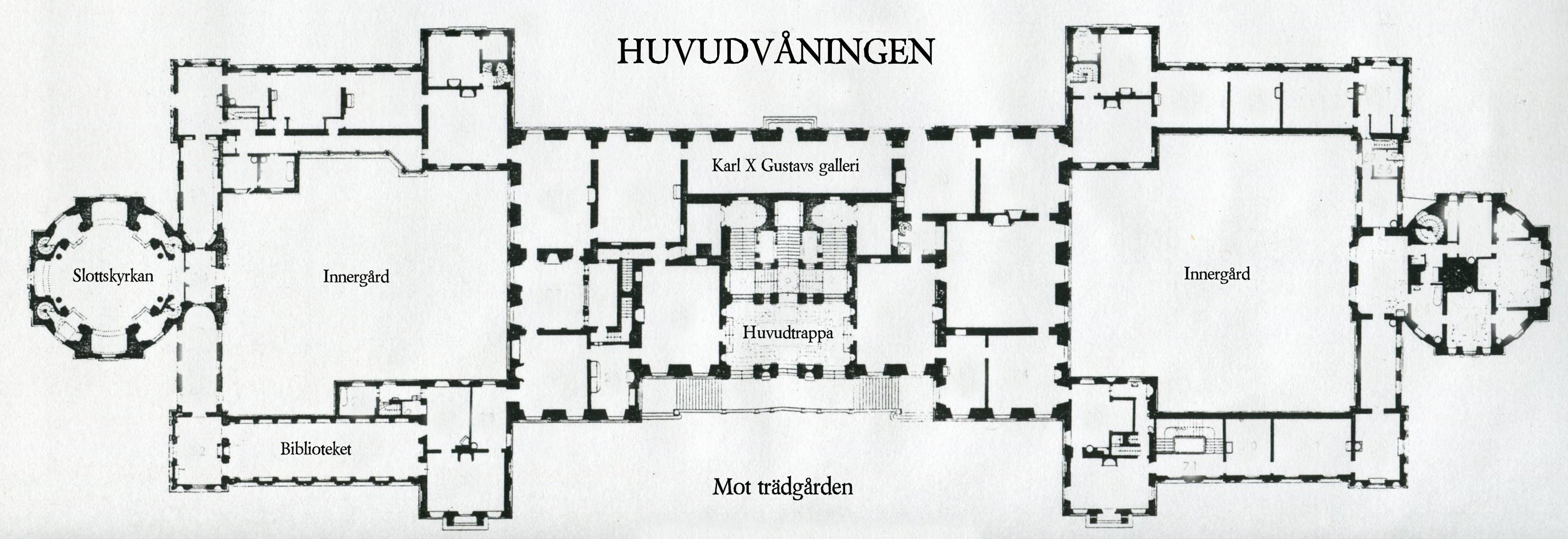 File Drottningholm Ritning Huvudv 229 Ningen Jpg Wikimedia