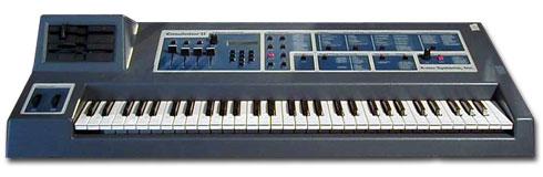 E-mu Emulator II (sampler)