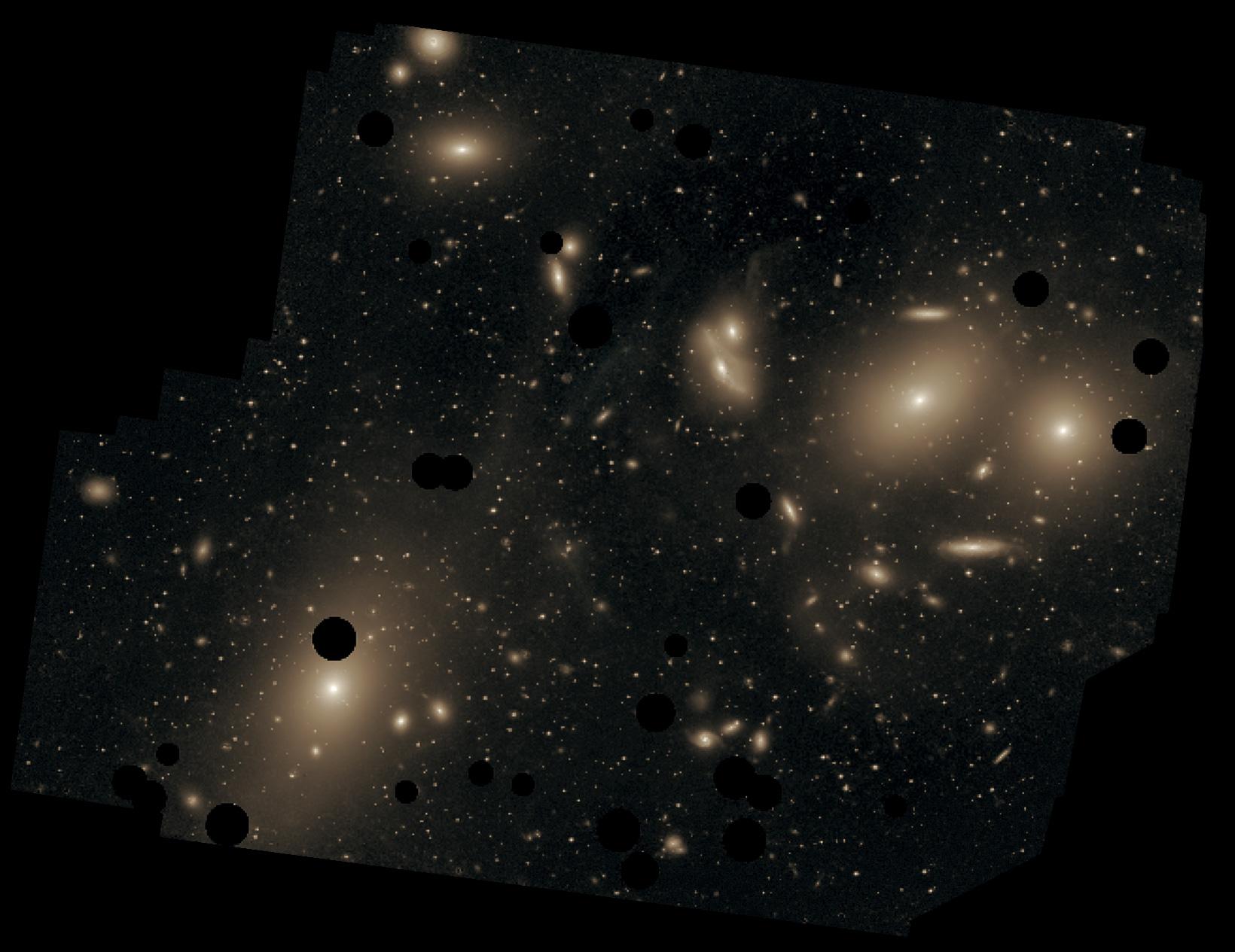 virgo cluster - wikipedia
