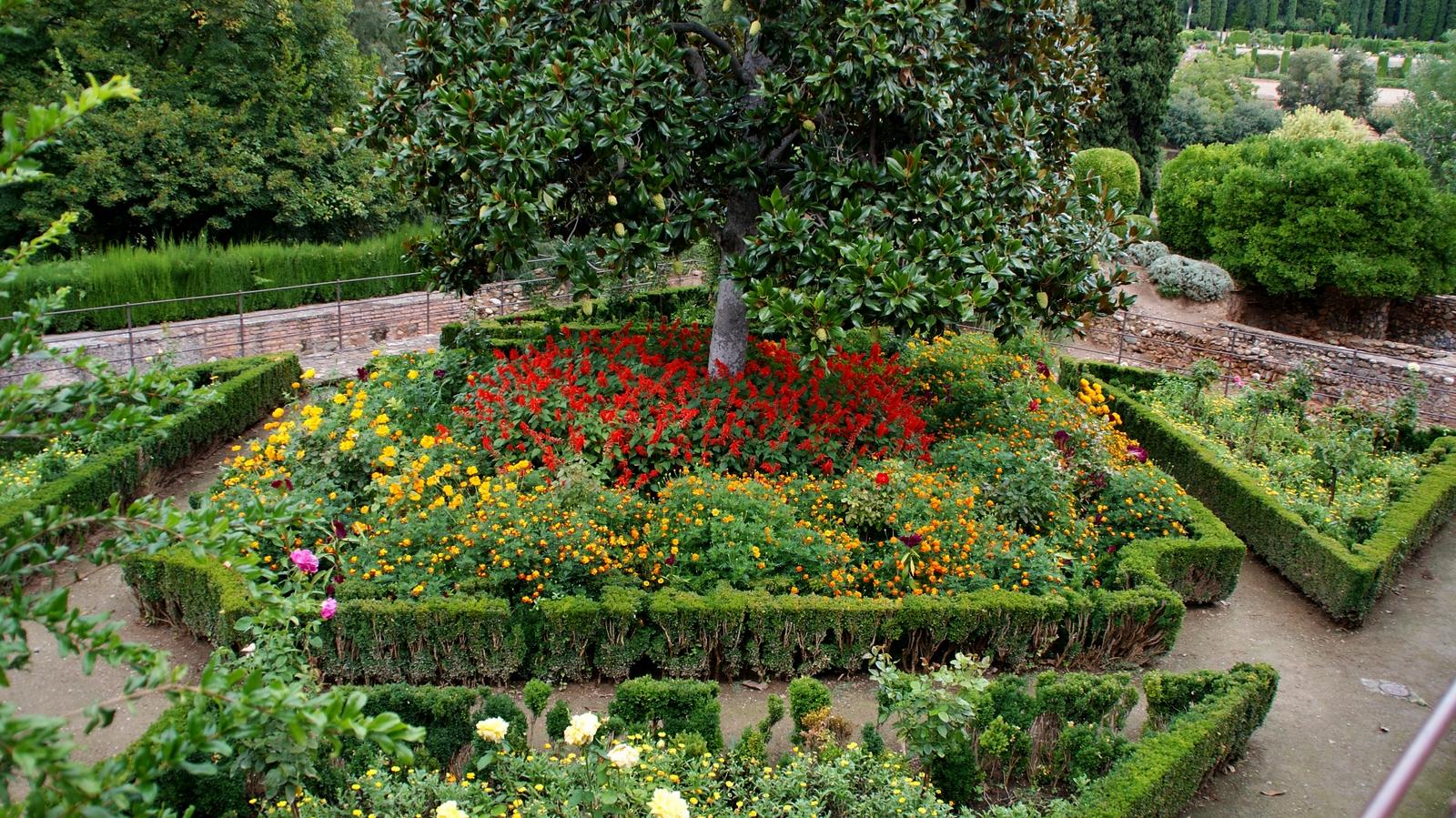 File el partal y jardines la alhambra de granada 15 jpg for Jardines alhambra