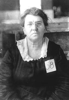 Emma Goldman's deportation photo, 1919 Emma Goldman's deportation photo, 1919.jpg
