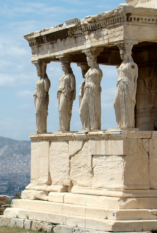 File:Erechtheion Caryatids.jpg - Wikimedia Commons