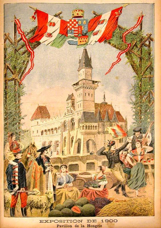 Fichier exposition universelle 1900 paris pavillon de la - Maison de la hongrie paris ...
