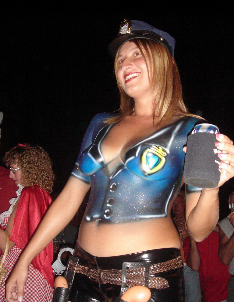 FileFantasy Fest 2006 Police agent with topless bodypaint.jpg  sc 1 st  Wikimedia Commons & File:Fantasy Fest 2006 Police agent with topless bodypaint.jpg ...