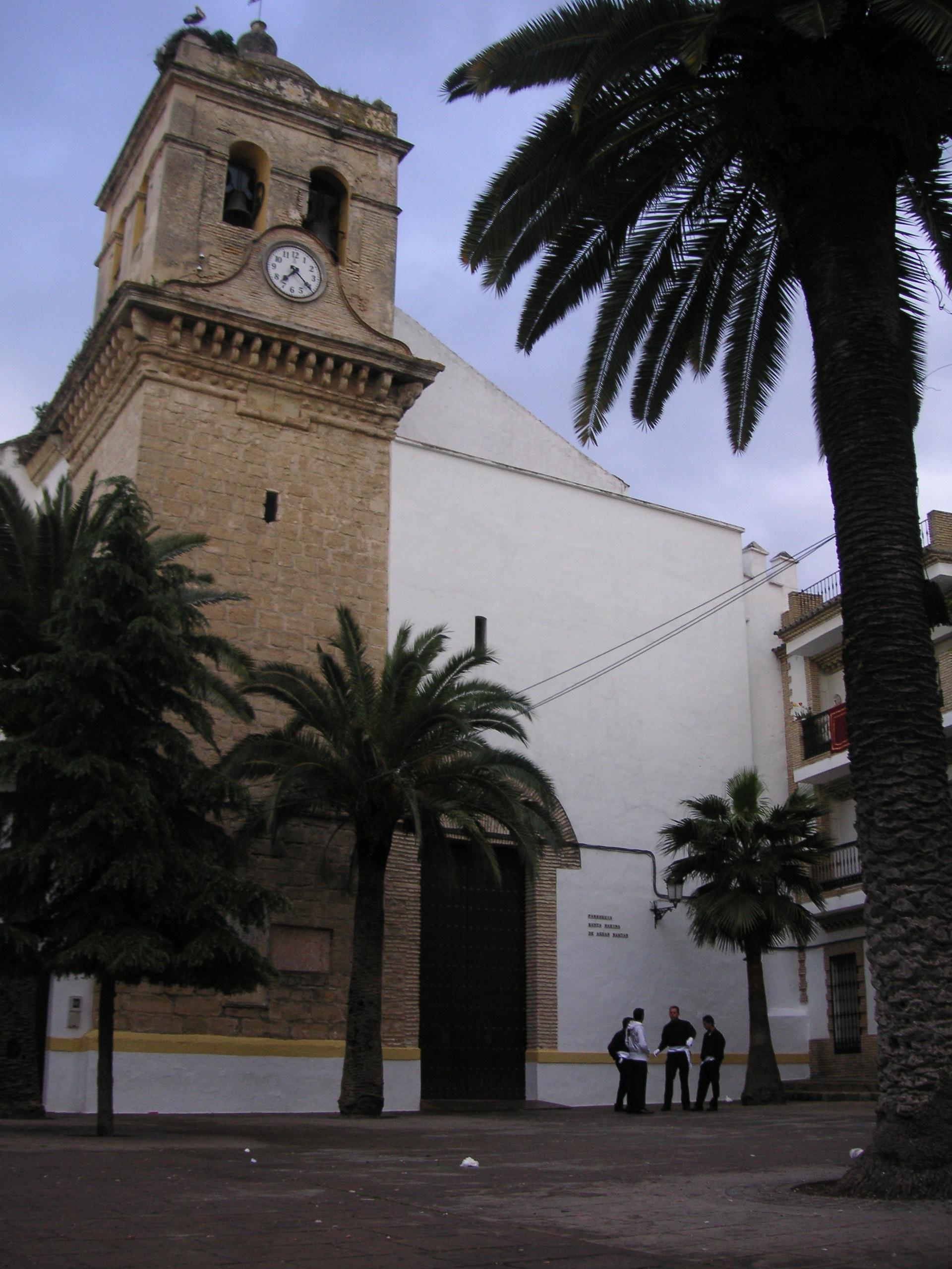 Archivo Fernan Nunez Iglesia De Santa Marina 1 Jpg Wikipedia La