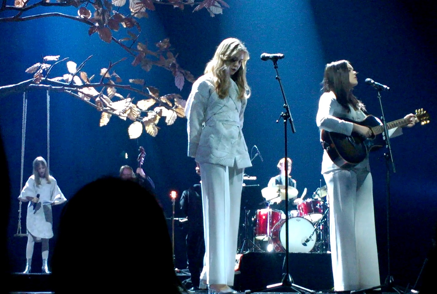 Itunes 100 Chart: First Aid Kit (band) - Wikipedia,Chart